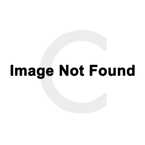 B Initial Gold Pendant With Chain
